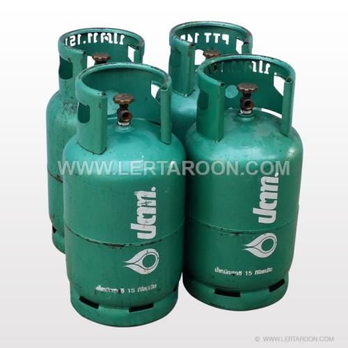 แก๊ส LPG 15 kg