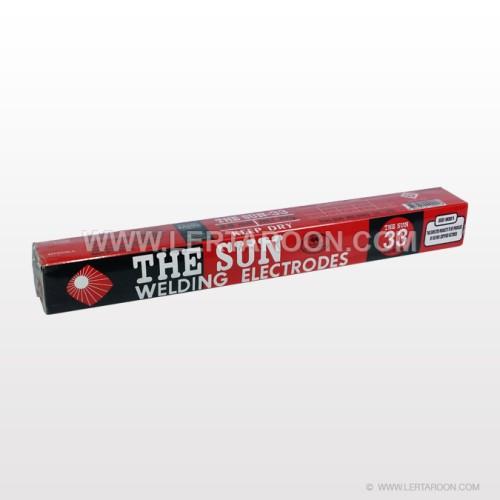 ลวดเชื่อมไฟฟ้า THE SUN 33 2.6 มม.