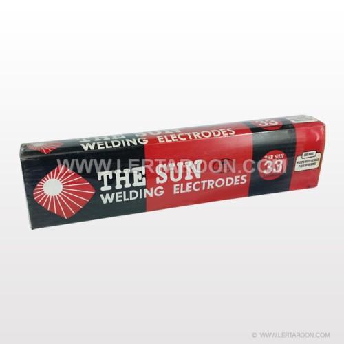 ลวดเชื่อมไฟฟ้า THE SUN 33 4.0 มม.