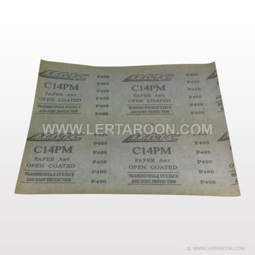 กระดาษทรายน้ำ RCM CP 9