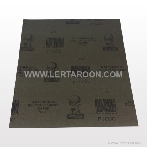 กระดาษทรายน้ำ ATLAS CP 9