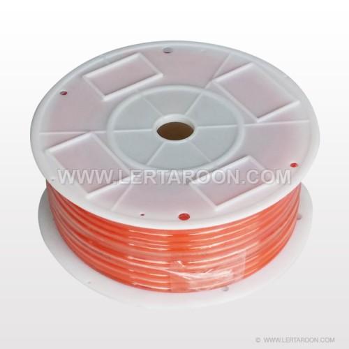 11-PU0508-C สายลม 8.0X12mm สีส้ม
