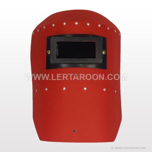 หน้ากากมือถือแดง PVC SUNTECH