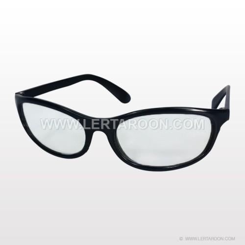 แว่นตาจิ๊กโก๋สีขาว TWIN