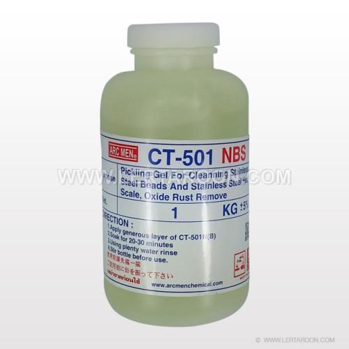 น้ำยาเช็ดรอยเชื่อมแสตนเลส MQ-500B