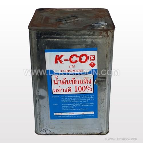 น้ำมันซักแห้ง K-CO