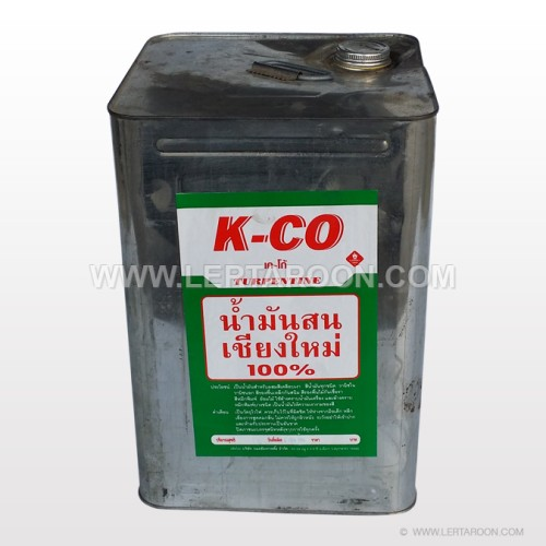 น้ำมันสนเชียงใหม่ K-CO (9กก.)