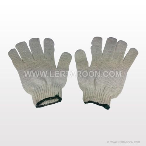 ถุงมือผ้า 5 ขีด