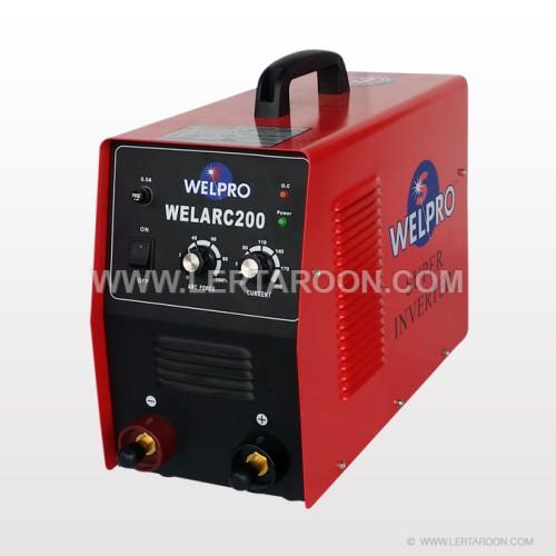 เครื่องเชื่อมไฟฟ้า WELPRO-ARC 200