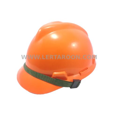 หมวกวิศวะ S-GUARD สีส้ม