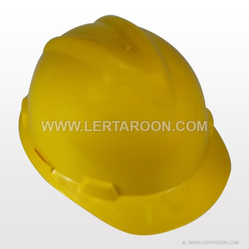 หมวกวิศวะ S-GUARD สีเหลือง