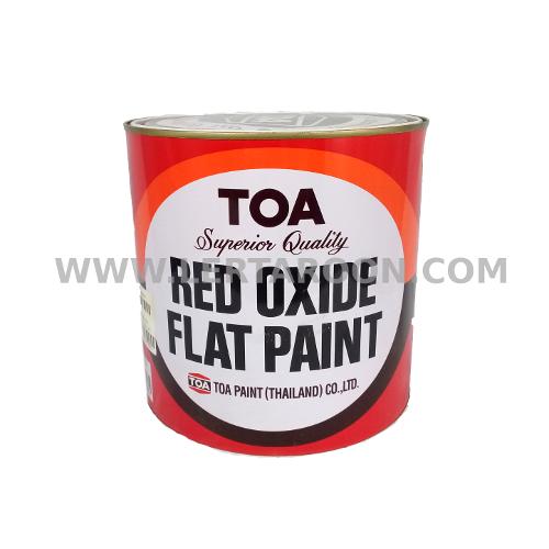 สีกันสนิม TOA 1024 แดง (กล)
